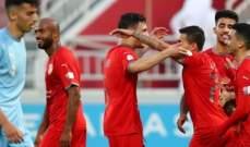 موجز المساء: كورونا يفتك بالدوري الانكليزي، الكشف عن قرعة كأس ملك إسبانيا، ثمانية اهداف للدحيل واولمبياد طوكيو قائمة في موعدها