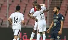 الدوري السعودي: فوز مهم للرائد على الاهلي