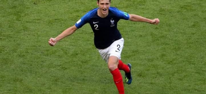 هدف الفرنسي بافارد هو الأجمل في المونديال الروسي