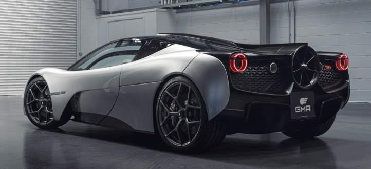 شركة GMA تكشف عن سيارة متطورة
