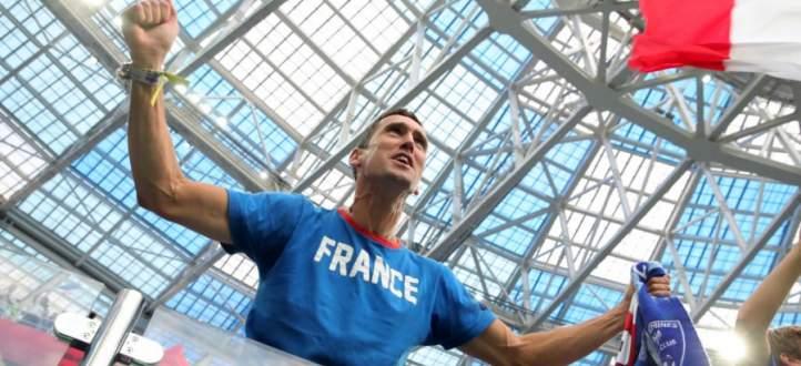 فيديو :  كأس العالم 2018: الأوروغواي 0-2 فرنسا – 5 أمور بارزة