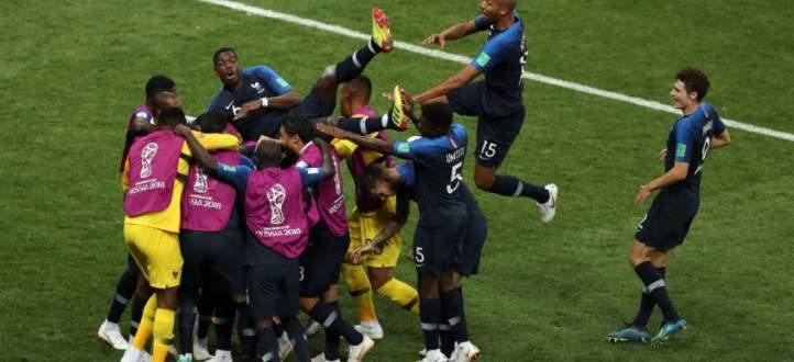 5 أمور بارزة  من نهائي كاس العالم 2018