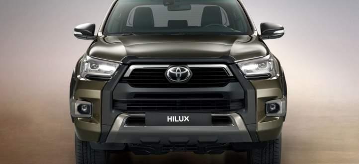 تويوتا تجري تغييرات على النموذج الجديد من Hilux