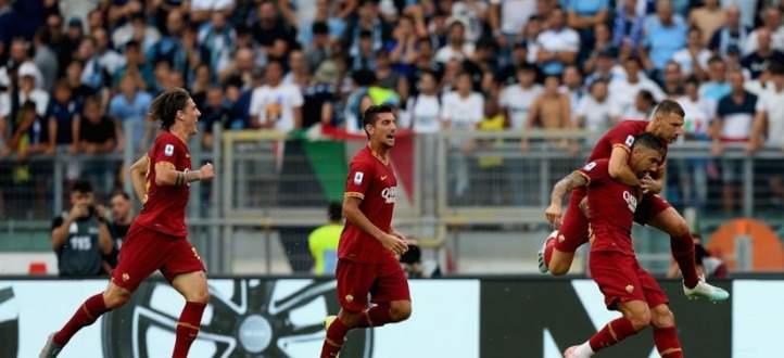 اهداف مباراة روما ساسولو في الدوري الايطالي