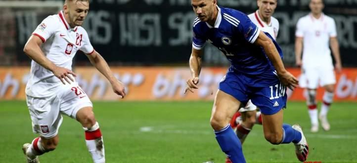 اهداف مباراة البوسنة والهرسك مع بولندا