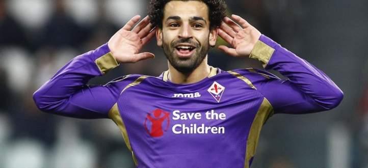 فيورنتينا يستذكر أهداف محمد صلاح