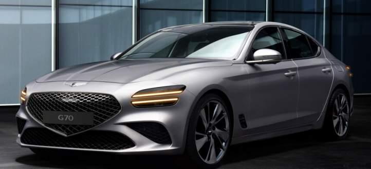 Genesis تتحضر لإطلاق نموذج جديد من G70