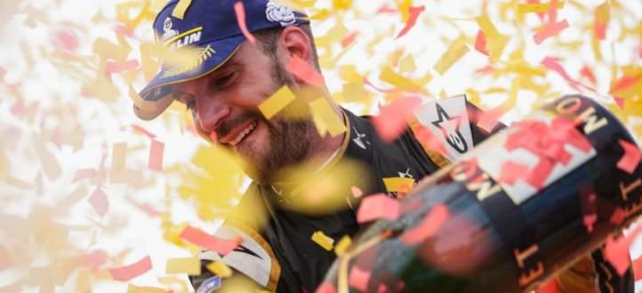 جان ايريك فرنيي يفوز بسباق الصين في الفورمولا إي