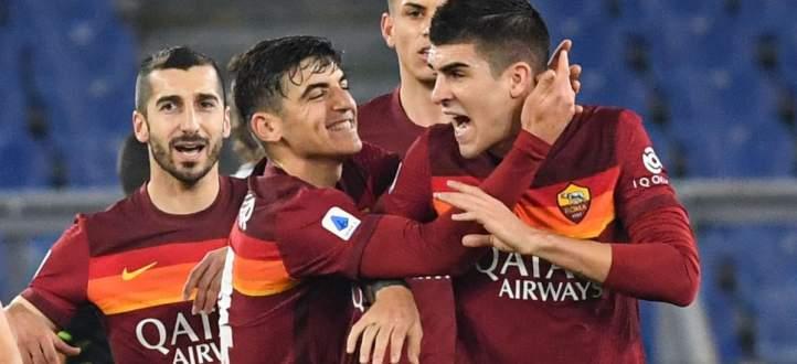 إحصاءات من مباراة روما - هيلاس فيرونا