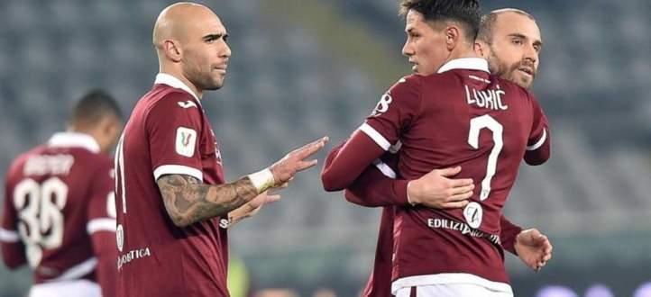 اهداف مباراة تورينو وجنوى في كاس ايطاليا