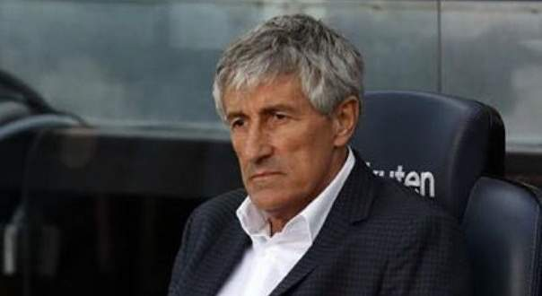الاتحاد الاوروبي يهدد مدرب برشلونة والسبب لقاء نابولي