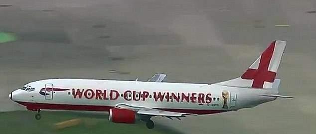 ماذا سيحصل لو فازت انكلترا بالمونديال !