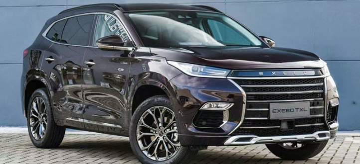 سيارة صينية جديدة شبيهة بسيارات رينج روفر