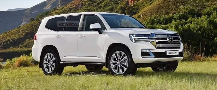 تعرف على مميزات النموذج الجديد من تويوتا Land Cruiser