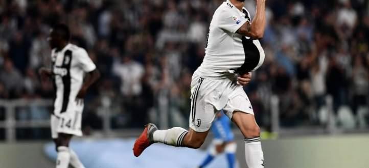 اهداف مباراة يوفنتوس ونابولي في الجولة السابعة من سيري أ