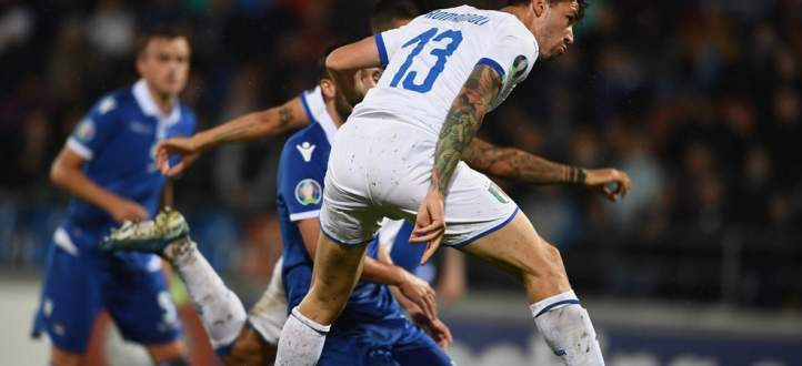 اهداف مباراة  ليشتشتاين- ايطاليا