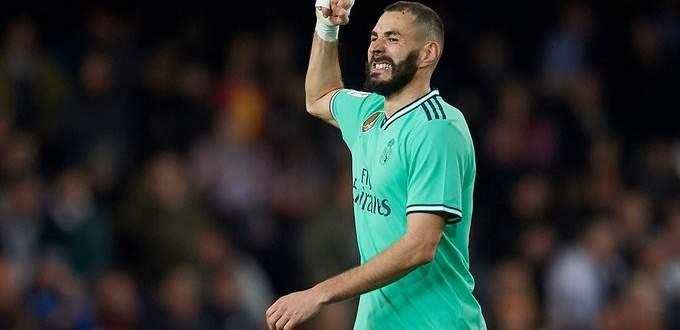 هدفا مباراة ريال مدريد وفالنسيا في الليغا