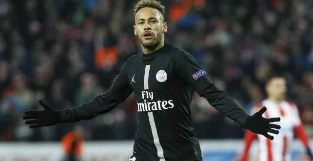 اهداف مباراة باريس سان جيرمان والنجم الاحمر