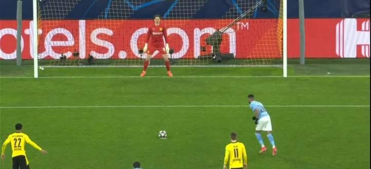 اهم مجريات المباراة بين بوروسيا دورتموند ومانشستر سيتي