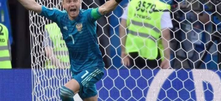 كأس العالم 2018 : مفاجآت منتخب روسيا تثلج قلوب مشجّعيه