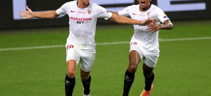 اهداف مباراة نهائي الدوري الاوروبي