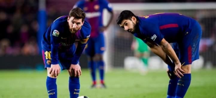 شاهد هدف برشلونة امام فالنسيا في ذهاب كأس الملك