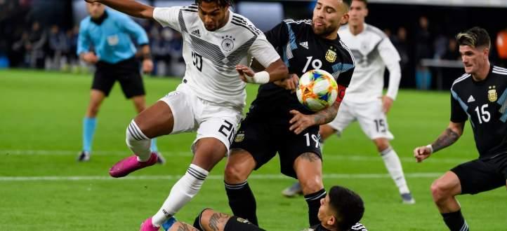 اهداف مباراة الارجنتين والمانيا الاربعة