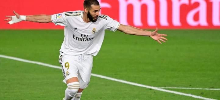 اهداف مباراة ريال مدريد - فالنسيا