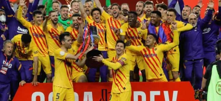 ابرز مجريات مباراة برشلونة واتلتيك بلباو