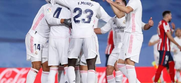 اهم مجريات مباراة اتلتيكو مدريد-ريال مدريد