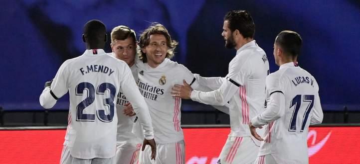 اهم مجريات مباراة ريال مدريد - برشلونة