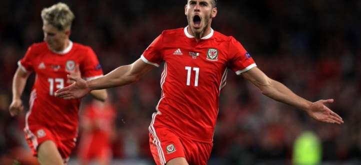 اهداف مباراة ويلز وايرلندا الخمسة