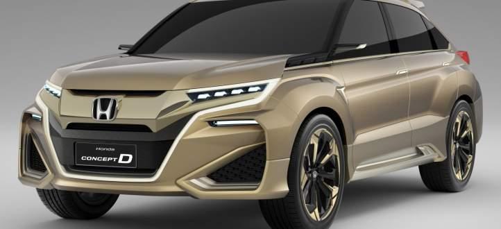 هوندا تضيف تعديلات مميزة على النموذج الجديد من UR-V