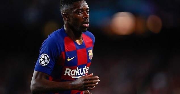 برشلونة يصدر بياناً رسمياً حول حالة ديمبيلي
