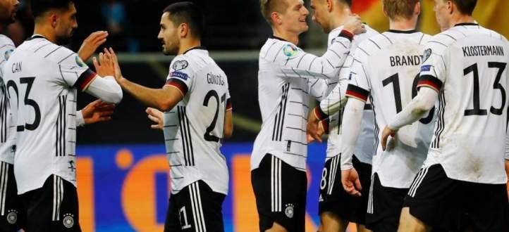 اهداف مباراة المانيا وايرلندا الشمالية