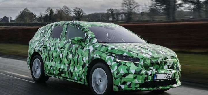 سكودا تقتحم عالم السيارات الكهربائية