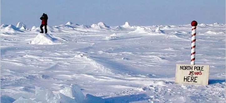 فيديو: وصول أول ثلاث عربيات إلى القطب الشمالي