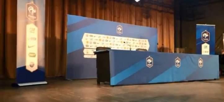 فيديو: مركز الاعلام الفرنسي في كأس العالم