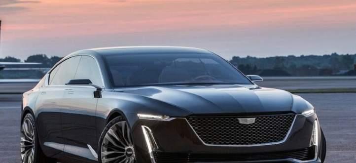 كاديلاك تعمل على إطلاق سيارة كهربائية جديدة