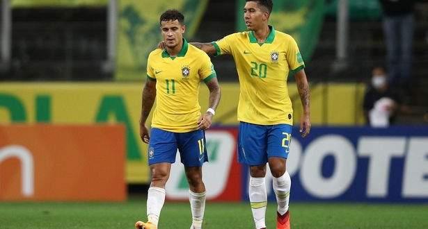 شريط اهداف مباراة البرازيل بوليفيا وكولومبيا امام فنزويلا في تصفيات أميركا الجنوبية
