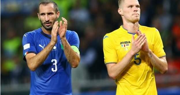 هدفا مباراة ايطاليا واوكرانيا الودية