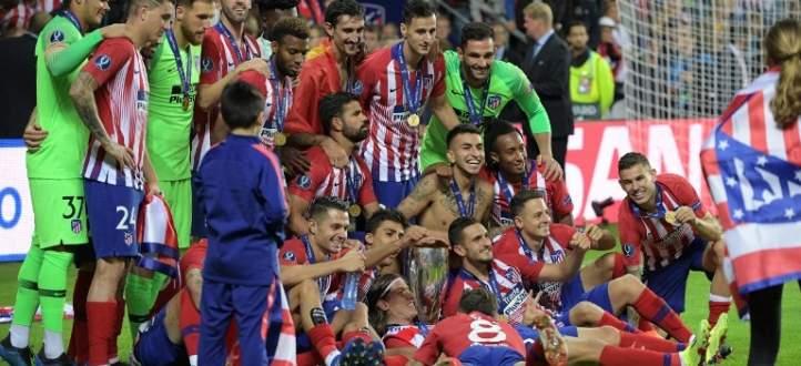 اهداف مباراة الريال واتلتيكو مدريد في كاس السوبر الاوروبية
