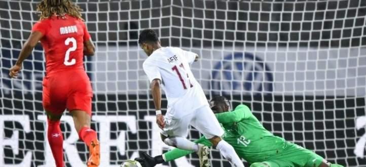 شاهد هدف فوز قطر الرائع على سويسرا وديا
