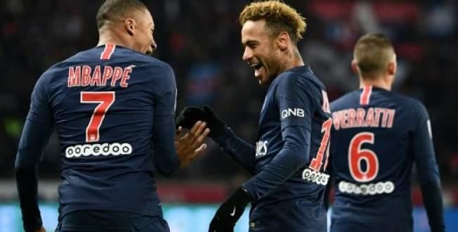 اهداف مباراة باريس سان جيرمان وليل