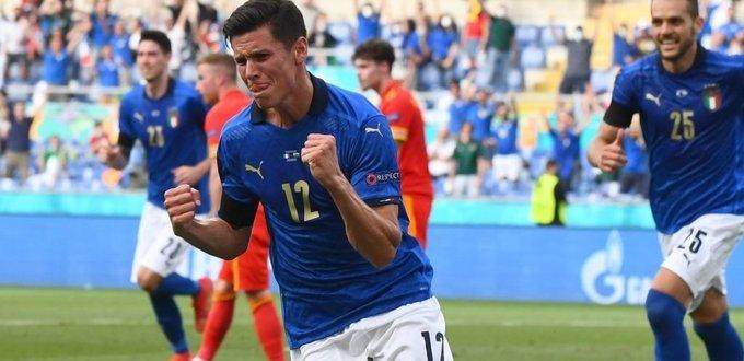 أبرز مجريات مباراة ايطاليا وويلز