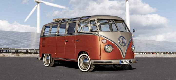 فولكس فاغن تطور سياراتها القديمة