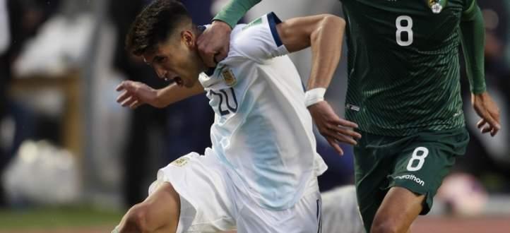 شريط اهداف مباراة الارجننتين بوليفيا والبرازيل بيرو في تصفيات كأس العالم 2022