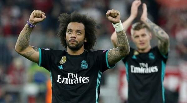اهداف مباراة بايرن ميونيخ وريال مدريد في نصف نهائي الابطال