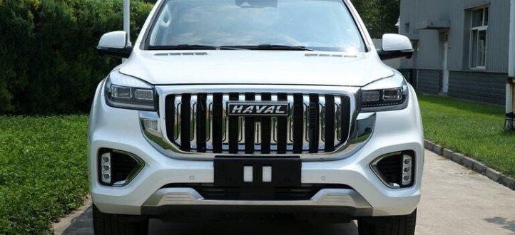 شركة Haval تزيح الستار عن سيارة H9