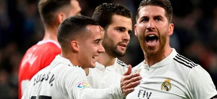 اهداف مباراة ريال مدريد وغيرونا في كاس الملك